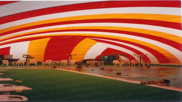 Tusan Hotel Izmir Tent Inflatable Balloon