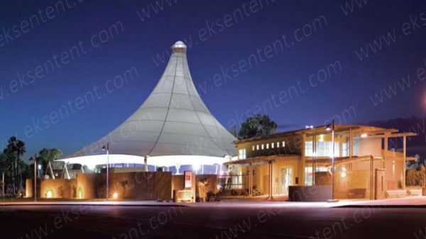 DOME TENT TENSION ONLY SUSPENDED